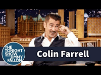 """Target, True, and youtube.com: HE  TONIGHT  SHOW  T Colin Farrell <p><a href=""""https://www.youtube.com/watch?v=xH5p8-fTBdI&amp;index=3&amp;list=UU8-Th83bH_thdKZDJCrn88g"""" target=""""_blank"""">Jimmy gets the details on the new season of True Detective from Colin Farrell!</a></p>"""
