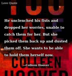 Colleen Hoover-Too Late