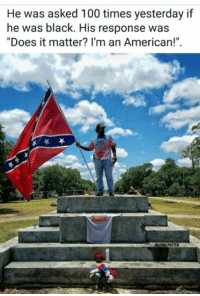 """And just like any other Patriot, he bleeds red, white & blue!!  ~Pandora   www.minuteman-militia.com: He was asked 100 times yesterday if  he was black. His response was  """"Does it matter? I'm an American!"""" And just like any other Patriot, he bleeds red, white & blue!!  ~Pandora   www.minuteman-militia.com"""