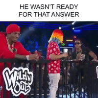 Apparently this video is the reason why Tekashi 6ix9ine is beefing with Ludacris.  🤔 Via (@wildnout): HE WASN'T READY  FOR THAT ANSWER Apparently this video is the reason why Tekashi 6ix9ine is beefing with Ludacris.  🤔 Via (@wildnout)