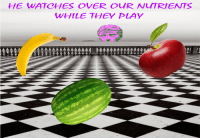 """<p>[<a href=""""https://www.reddit.com/r/surrealmemes/comments/7vxjfa/perpetual_g_u_a_r_d_i_a_n/"""">Src</a>]</p>: HE WATCHES OVER OUR NUTRIENTS  WHILE THEY PLAY <p>[<a href=""""https://www.reddit.com/r/surrealmemes/comments/7vxjfa/perpetual_g_u_a_r_d_i_a_n/"""">Src</a>]</p>"""