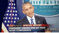 POTUS has run out of f*cks to give russia: HE WHITE HO  WASHINGTON  LIVE NEWS SPECIAL REPORT  PRESIDENT OBAMA END OF YEAR  COM  NEWS CONFERENCE POTUS has run out of f*cks to give russia