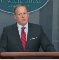 "HE WHITE, HOUSE  WAS WTH is Sean Spicer talking about? Press Secretary SeanSpicer says Syrian dictator BasharAssad's behavior is worse than AdolfHitler, says Hitler ""didn't even think to use chemical weapons."" So what were the gas chambers Hitler used? Were they not a form of chemical weapons? 🤔😒"