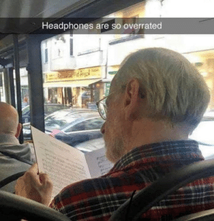 Memes, Music, and Headphones: Headphones are so overrated  25 Shi(ee)t music via /r/memes http://bit.ly/30kTOaa