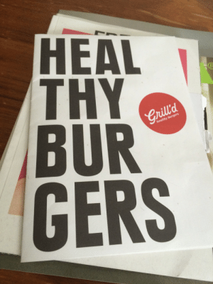 "anexperimentallife: tockthewatchdog:  felixferne:  it's been literal weeks and i've only just realised this is meant to be read as ""healthy burgers"" and not ""heal thy burgers""  #honestly without that caption i might never have figured it out   heal them : HEAL  BUR  GERS  2  Crill'd  healthy burgers anexperimentallife: tockthewatchdog:  felixferne:  it's been literal weeks and i've only just realised this is meant to be read as ""healthy burgers"" and not ""heal thy burgers""  #honestly without that caption i might never have figured it out   heal them"