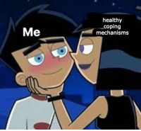 Coping Mechanisms: healthy  coping  mechanisms  Me