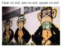 Deep.: Hear no evil, see no evil, speak no evil Deep.