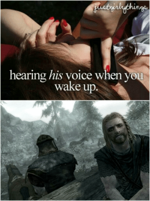 Dank, Memes, and Target: hearing his voice when you  wake up Youre finally awake. by yonduudanta69 MORE MEMES