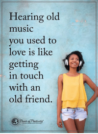 Ex's, Memes, and Awkward: Hearing old  music  you used to  love is like  getting  in touch  with an  old friend Do you want to know the right words to say next time you see your ex? Do you want to put an end to the awkward silences? The comprehensive guide to winning your ex back -> http://bit.ly/Sayingslove
