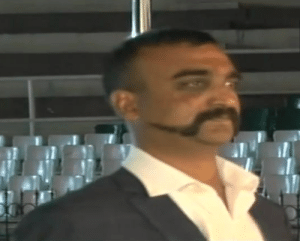 Heartiest Welcome to our super hero - Wg Cdr Abhinandan ! Your story of courage & bravery shall ever make us proud ! The nation stands united in gratitude for our defence forces.   Jai Hind 🇮🇳 #WelcomeHomeAbhinandan: Heartiest Welcome to our super hero - Wg Cdr Abhinandan ! Your story of courage & bravery shall ever make us proud ! The nation stands united in gratitude for our defence forces.   Jai Hind 🇮🇳 #WelcomeHomeAbhinandan