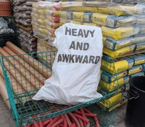 Dank, Awkward, and Never: HEAVY  AND  AWKWARD I've never related to a bag so emotionally.