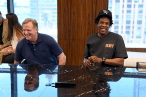 "JAY-Z has ""significant ownership interest"" in an NFL team, per TMZ Sports: HEAVY  HEVAA JAY-Z has ""significant ownership interest"" in an NFL team, per TMZ Sports"