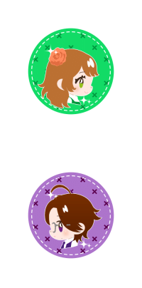 Target, Tumblr, and Blog: hedervary-edelstein:  AusHun Matching icons Created with Charat