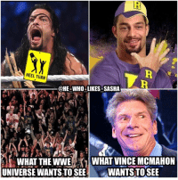 Roman needs to turn heel already. Vince needs to stop trying to make him the next John Cena it's never gonna work. I actually think he could succeed as a big time main event heel though. wwe wwememe wwememes vincemcmahon romanreigns romanempire theshield johncena nevergiveup hustleloyaltyrespect sethrollins deanambrose wrestler wrestling wrestlingmemes prowrestling professionalwrestling wwenxt braunstrowman wweuniverse wwenetwork theundertaker raw wweraw smackdown smackdownlive wwesmackdown undertaker mondaynightraw nxt: HEEL TURN  @HE-WHO-LIKES SASHA  WHAT THE WWE  WHAT VINCE MCMAHON  UNIVERSE WANTS TO SEE  WANTSTOSEE Roman needs to turn heel already. Vince needs to stop trying to make him the next John Cena it's never gonna work. I actually think he could succeed as a big time main event heel though. wwe wwememe wwememes vincemcmahon romanreigns romanempire theshield johncena nevergiveup hustleloyaltyrespect sethrollins deanambrose wrestler wrestling wrestlingmemes prowrestling professionalwrestling wwenxt braunstrowman wweuniverse wwenetwork theundertaker raw wweraw smackdown smackdownlive wwesmackdown undertaker mondaynightraw nxt