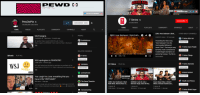 """Ali, Anaconda, and Apple: HEER BLHERO MOVIE SONGf  Get me to 17 mil thank  。  SONG OUT NOW  T-Series o  SUBSCRIBE 0  PewDiePie  100,000,000 subscribers  JOIN  SUBSCRIBED 100M  SERIES  0 Subscribers  HOME  VIDEOS  PLAYLISTS  COMMUNITY  CHANNELS  ABOUT >  HOME  VIDEOS  PLAYLISTS  COMMUNITY  CHANNELS  ABOUT  ZERO: Heer Badnaaml Shah...  OTHER GREAT CHANNELS  PEOPLE  ZERO: Heer Badnaam 
