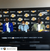 Sports, Awkward, and Staples: HEExperian  Ian  IRE  Exper  i Experia  Experian  Experian  Norian  Experian  Experian  erian  Exper  Experian  Experi  xperian  perial  PSORTSNET PRESEASON  BLAZERS, OCT 19. 7:30PM PT-STAPLES CENTER-LOS ANGE  davemcten The @lakers introduced Roy Hibbert, Lou Williams, and Brandon Bass today and boy did things get AWKWARD. KobeGonnaKobe 😂😂😂