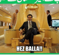 HEL BALLA! Crazy rich Arab