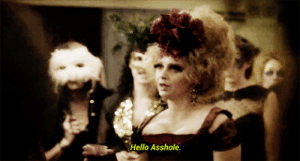 Hello, Tumblr, and Blog: Hello Asshole. tampire: When Vampire Exes reunite What We Do In The Shadows (2014) dir. Taika Waititi and Jemaine Clement