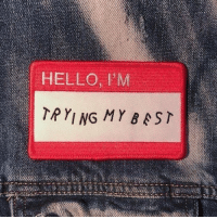 Funny, Hello, and Awkward: HELLO, I'M  TRYING MY BeST Me right now https://t.co/3zsKHbshcG