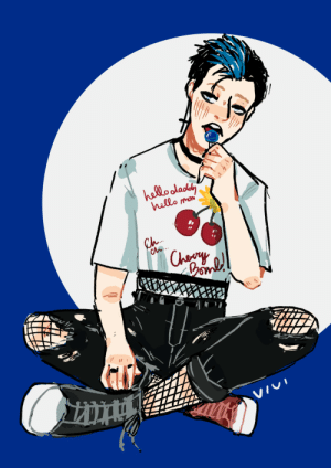 cactilads:  just a punk lad please don't repost : hello oladey  hello  mom'  Ch.  Ch..  Chery  Comll  VIVI cactilads:  just a punk lad please don't repost