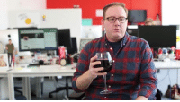 """HELLO! THE FIRST WINE WEDNESDAY IS HERE. Introducing """"Whine About It,"""" a new weekly video series where I get drunk at my desk and then complain about stuff that doesn't matter. New episodes every Wednesday!: HELLO! THE FIRST WINE WEDNESDAY IS HERE. Introducing """"Whine About It,"""" a new weekly video series where I get drunk at my desk and then complain about stuff that doesn't matter. New episodes every Wednesday!"""