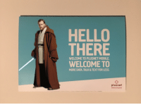 welcome: HELLO  THERE  WELCOME TO PLUSNET MOBILE  WELCOME TO  MORE DATA, TALK & TEXT FOR LESS  plusnet  We'll do you proud