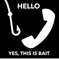 bait: HELLO  YES, THIS IS BAIT