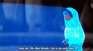 When r/PrequelMemes is in its time of greatest need.: Help me, Obi-Wan Kenobi You're my only hope. When r/PrequelMemes is in its time of greatest need.