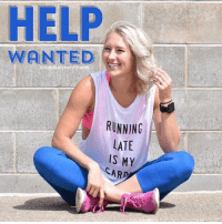 FITNESS LOVERS WANTED! No 6 pack needed! 💗💪🏼 I am looking for motivated women with a passion for health and fitness who want to get PAID to work on their personal health and fitness goals while inspiring and motivating others to do so as well by sharing their story on social media! Simply go to @natalielynchfitness to complete the application in my bio for consideration! Spots fill quickly and we begin asap! REQUIREMENTS: Girlboss mentality, the heart to help others, 18+, and located in US, Canada, and NOW UK! Full training is included! @natalielynchfitness: HELP  WANTED  @natalielynchfitness  RUNNING  LATE  S MY  ARD FITNESS LOVERS WANTED! No 6 pack needed! 💗💪🏼 I am looking for motivated women with a passion for health and fitness who want to get PAID to work on their personal health and fitness goals while inspiring and motivating others to do so as well by sharing their story on social media! Simply go to @natalielynchfitness to complete the application in my bio for consideration! Spots fill quickly and we begin asap! REQUIREMENTS: Girlboss mentality, the heart to help others, 18+, and located in US, Canada, and NOW UK! Full training is included! @natalielynchfitness