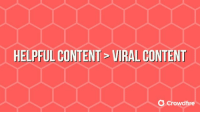 Memes, Thank You, and Content: HELPFUL CONTENT VIRAL CONTENT  O Crowdfre Thank you so much for joining us on #cfchat❤️ See you next week🌟 https://t.co/3ZEVb86pXL