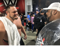 Lafayette & Samoa Joe https://t.co/M38DWa4P5S: HEN  REVER Lafayette & Samoa Joe https://t.co/M38DWa4P5S