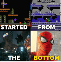 I think it's very fitting that the best superhero games we've ever had are with Batman [Arkham series] and Spider-Man [Spider-Man 2]. Since they are the face of DC & Marvel 🙏🙏🙏 [Like•Follow•Play•@TheNiceGuyCast]: heNiceGuyCast  STARTEDFROM  THE BOTTOM  BOTTOM I think it's very fitting that the best superhero games we've ever had are with Batman [Arkham series] and Spider-Man [Spider-Man 2]. Since they are the face of DC & Marvel 🙏🙏🙏 [Like•Follow•Play•@TheNiceGuyCast]