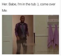 This movie funny 😂😂 thestrangethingaboutthejohnsons - FOLLOW @super.weenie.hut.juniors FOR MORE CONTENT: Her: Babe, I'm in the tub come over  Me  IG super weenie hut juniors This movie funny 😂😂 thestrangethingaboutthejohnsons - FOLLOW @super.weenie.hut.juniors FOR MORE CONTENT