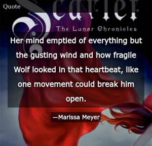 SIZZLE: Her mind emptied of everything but the gusting wind and how fragile Wolf looked in that heartbeat, like one movement could break him open.