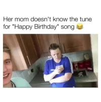 """So many questions 😂😂😂🇬🇧 happybirthday _ _ FOLLOW: ➡➡➡@_IM_JUST_THAT_GUY_____ ⬅⬅⬅ for daily fire posts 🔥🤳🏼: Her mom doesn't know the tune  for """"Happy Birthday"""" song So many questions 😂😂😂🇬🇧 happybirthday _ _ FOLLOW: ➡➡➡@_IM_JUST_THAT_GUY_____ ⬅⬅⬅ for daily fire posts 🔥🤳🏼"""