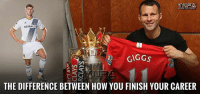 Steven Gerrard announces his retirement: HERBALIF  GIGGS  THE DIFFERENCE BETWEEN HOW YOU FINISH YOUR CAREER Steven Gerrard announces his retirement
