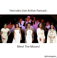 Memes, Black Don't Crack, and Black: Hercules Live Action Fancast:  Meet The Muses!  @afrokingdom i'm all for this afrokingdom melanin blackbeauty blackisbeautiful africanamerican melaninonfleek melaninpoppin black blackandproud blackpride blackpower unapologeticallyblack blackisbeautiful blackexcellence blackdontcrack