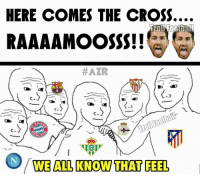 😂😂😂😂: HERE COMES THE CROSS  RAAAAMOOSSS!!  HAZR  RAYE  INCH  WE ALL KNOW THAT FEEL 😂😂😂😂