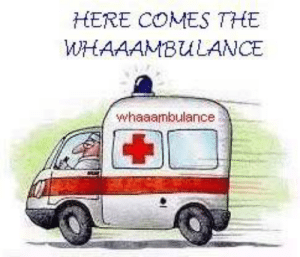 Crying, Game, and A Game: HERE COMES THE  WHAAAMBULANCE  whaaambulance New dlc vehicle for the grinders who keep crying about being killed in a game with pvp