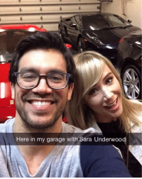 Don't be too quick to judge people. Most only judge a book by its cover. They see blonde and think Sara is dumb. She's actually super smart. She's headed to law school actually. Always look at substance over form. #sarahereinmygarage @saraunderwood: Here in my garage with Sara Underwood Don't be too quick to judge people. Most only judge a book by its cover. They see blonde and think Sara is dumb. She's actually super smart. She's headed to law school actually. Always look at substance over form. #sarahereinmygarage @saraunderwood