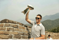 Tom Brady, China, and World: Here is a picture of one of the Seven Wonders of the World... and the Great Wall of China https://t.co/uMES8isSwT