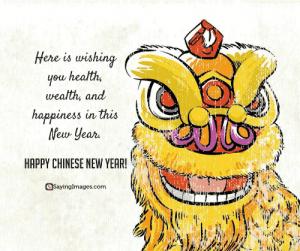 Happy Chinese New Year Quotes, Wishes, Images, Greetings & Cards #sayingimages #happychinesenewyear #chinesenewyear #chinesenewyearquotes #chinesenewyearwishes #chinesenewyeargreetings #chinesenewyearcards: Here is wishing  you health,  wealth, and  happiness in this  HAPPY CHINESE NEW YEAR!  @Sayingimages.com Happy Chinese New Year Quotes, Wishes, Images, Greetings & Cards #sayingimages #happychinesenewyear #chinesenewyear #chinesenewyearquotes #chinesenewyearwishes #chinesenewyeargreetings #chinesenewyearcards