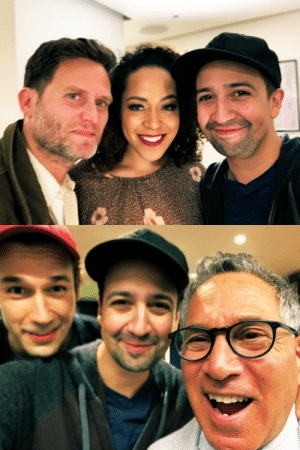Memes, Date, and Forever: Here w my date @StevePasquale & @LilliCooper, who is wonderful in @TootsieMusical and forever Sandy Squirrel to my son; and Robert Horn, who wrote the most incredible, sit-in-'em-and-watch-the-audience catch-up-and-roar-JOKES in this show https://t.co/R3Dd1HwG1d