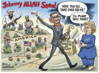 America, Conservative, and Allah: HERE YOU GO...  TAKE OVER FOR ME!  TLL PLANT  500% MORE!  is.  AMERICA  RADICAL  BEN