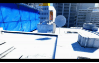 Fall, Cool, and Edge: Here's a cool detail you might have missed in Mirror's Edge when you fall! https://t.co/S8Wp6htFHk