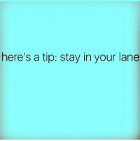 GM: here's a tip: stay in your lane GM