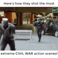 How they shot the most extreme action scenes in Captain America: Civil War! Amazing what you can do with cgi and a talented cast and crew! 👌 follow for my awesome videos! tomholland tobeymaguire andrewgarfield spiderman captainamericacivilwar civilwar captainamerica ironman blackpanther antman scarletwitch scarletjohansson elizabetholsen batmanvsuperman batman superman xmen xmenapocalypse deadpool guardiansofthegalaxy suicidesquad marvel mcu marvelcomics dc geek comic wintersoldier dceu chrisevans: Here's how they shot the most  extreme CIVIL WAR action scenes! How they shot the most extreme action scenes in Captain America: Civil War! Amazing what you can do with cgi and a talented cast and crew! 👌 follow for my awesome videos! tomholland tobeymaguire andrewgarfield spiderman captainamericacivilwar civilwar captainamerica ironman blackpanther antman scarletwitch scarletjohansson elizabetholsen batmanvsuperman batman superman xmen xmenapocalypse deadpool guardiansofthegalaxy suicidesquad marvel mcu marvelcomics dc geek comic wintersoldier dceu chrisevans