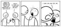 Facebook, Tumblr, and facebook.com: HERE'S MY  I. SAID. You. CAN. TEXT. ME.  R, YOu  CAN TEXT ME  WHEN YOu  ARRIVE AND I'LL  BUZz You IN!  GREAT!  I'LL CALL YOu  LATER AND  WE CAN-  ©2017 CHRIS HALLBECK . MAXIMUMBLE.COM . @CHRISHALLBECK . FACEBOOK.COM/MAXIMUMBLE . CHRISHALLBECK.TUMBLR.COM Numbers.