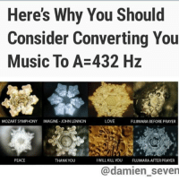 Here's Why You Should Consider Converting You Music to A-432