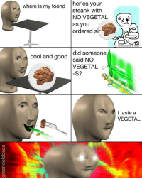 Guys stop dming weird shit. Like one of you dudes sent me your ass like i aint with that gay shit ✋✋: her'es your  where is my foond  steank with  No VEGETAL  as you  ordered sir  did someone  cool and good  said NO  VEGETAL  this was supposed to be leg  i taste a  VEGETAL Guys stop dming weird shit. Like one of you dudes sent me your ass like i aint with that gay shit ✋✋